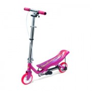 Space Scooter ® Junior X 360 pink - rosa / pink