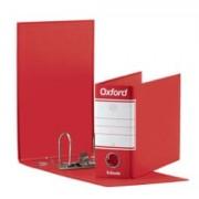 > Registratore OXFORD G81 rosso dorso 8cm f.to memorandum ESSELTE (unit