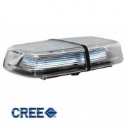 Supervision LED Blixtljusramp Retro Mini 315 mm