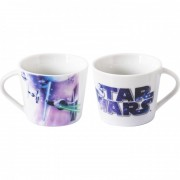 Cana portelan Star Wars Lulabi, 270 ml, maner confortabil