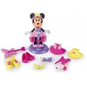 Papusa Minnie Pop Star, cu accesorii