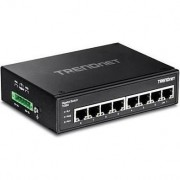 Switch TRENDnet TI-G50 Industrial 5-porturi Gigabit DIN-RAIL