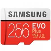 Card de memorie Samsung microSDXC evo plus 256gb + adaptor Class 10