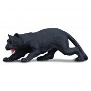 Figurina Pantera Neagra, 11 X 3.5 cm, 3 ani +