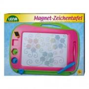 Lena rózsaszín mágneses rajztábla