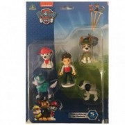 Set 5 figurine Patrula Catelusilor Spin Master