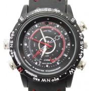 Ръчен-водоустойчив часовник с камера