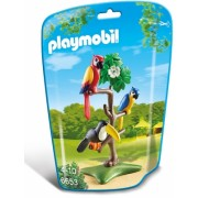 Pasari tropicale City Life Zoo Playmobil