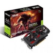 Видео карта Nvidia GeForce GTX 1050 Ti, 4GB, Asus Cerberus Advanced Edition, PCI-E 3.0, GDDR5, 128 bit, Display Port, HDMI, DVI