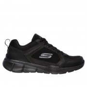 SKECHERS Relaxed Fit Equalizer Deciment Negra 43 Negro