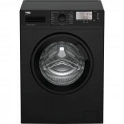 Beko WTG741M1B 7KG 1400 Spin Washing Machine - Black