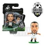Figurina Soccerstarz Swansea City Afc Chico Flores 2014