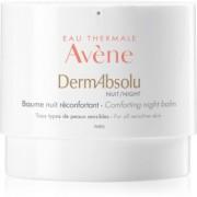 Avène DermAbsolu bálsamo regenerador de noche con efecto alisante 40 ml