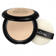 IsaDora Velvet Touch Sheer Cover Compact Powder Neutral Ivory 10 g