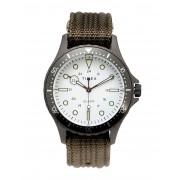 メンズ TIMEX 腕時計 ミリタリーグリーン