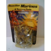 Rafm Fantasy Miniatures - Reaction Marines and Terran Feds - Marine Disruptor Force Cannon (25mm) -5016