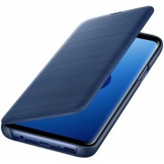 Samsung LED view cover - blauw - voor Samsung Galaxy S9 (SM-G960)