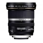 Canon EF-S 10-22 f/3.5-4.5 USM Objetivo