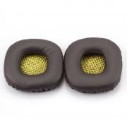 1 paar zachte schuim hoofdtelefoon jas earmuffs voor Marshall MAJOR II/I (koffie)