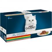Gourmet -5% Rabat dla nowych klientówMegapakiet Gourmet Perle, 60 x 85 g - Kurczak, wołowina, łosoś i królik Darmowa Dostawa od 89 zł i Promocje urodzinowe!