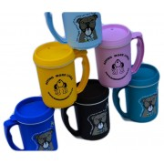 Travel Mugs with Dogtown logo