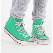 boty CONVERSE - Chuck Taylor Washed - CT W Deep/Mink - C136888