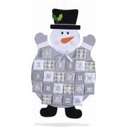 Calendar Advent Snowman