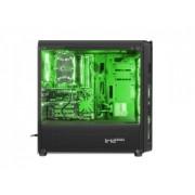 Carcasa Genesis PC case IRID 300 GREEN MIDI TOWER USB 3.0