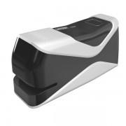 Capsator electric, 10 coli, negru, Rapid Fixativ Mobile 10BX