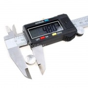 Subler electronic profesional cu afisaj LCD, Masurare 0-150 mm