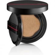 Shiseido Synchro Skin Self-Refreshing Cushion Compact base compacta de longa duração tom 350 Maple 13 g