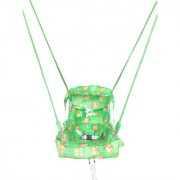 Suraj Baby carry cot 10 in 1 function plastic swing for your kids se-sj-22 (Green)