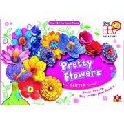 toyztrend creative pretty flowers senior for kids to make their own flower vase
