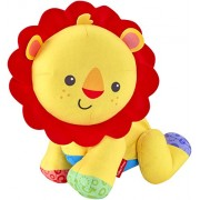 Fisher-Price DGM69 Touch and Crawl Lion