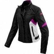 SPIDI Jacket SPIDI Flash H2Out Lady Black / Fuchsia