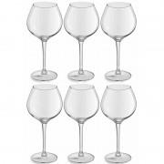 Royal Leerdam 6x Wijnglazen voor rode wijn 500 ml Annata