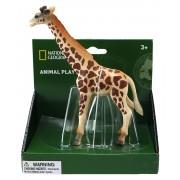 Figurina Girafa National Geographic, 14 x 4 x 19 cm, 3 ani+