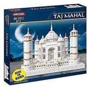 Oxford Taj mahal Building Block Kit Special Edition Assembly Blocks BM 35211