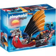 Комплект Плеймобил 5481 - Боен кораб дракон - Playmobil, 290967