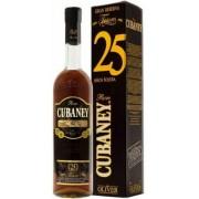 Cubaney Tesoro Grand Reserve 25 years rum dd. 0,7L 38%