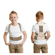 Poscure Premium Quality Back Brace- Posture & Spine Corrector for Children, Teenagers & Young Adults