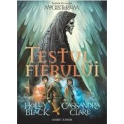 Magisterium vol.1 Testul fierul - Holly Black Cassandra Clare