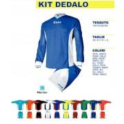 Zeus- Completo Calcio Kit Dedalo