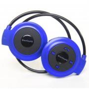 Audífonos Bluetooth Inalámbricos Deportivos, Nuevo Universal Mini 503 Audifonos Bluetooth Manos Libres Auriculares Con Micro Tarjeta De Ranura Para Sony Iphone Samsung (azul)