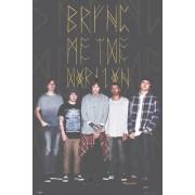 poster Bring Me The Horizon - grup Negru - LP1951
