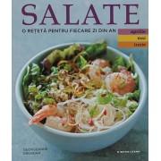 Salate. O reteta pentru fiecare zi din an (aprilie, mai, iunie), Georgeanne Brennan