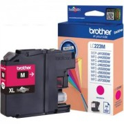 Brother LC-223 Magenta Ink Cartridge - LC223M
