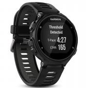 Garmin Forerunner 735XT GPS Watch - Black/Grey
