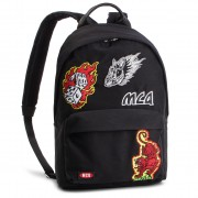 Раница MCQ - Classic Backpack 494507 R4B85 1000 Darkest Black