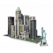 3D puzzle New York Financial 925 db-os
